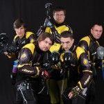 Пейнтбольная команда Гепард