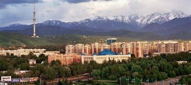 Пейнтбол в Казахстане глазами украинца