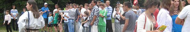 День молодежи на Киевщине