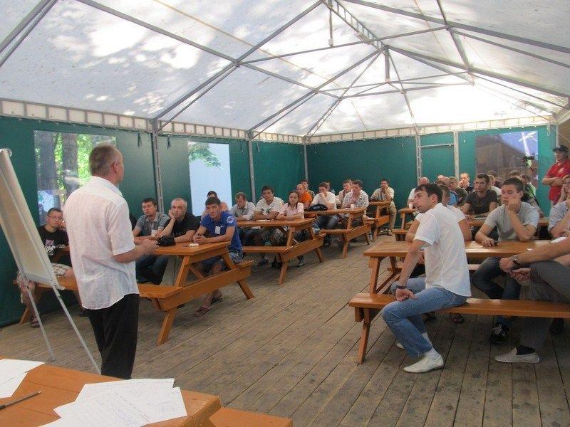 Пейнтбольный семинар в Киеве - Фото 1