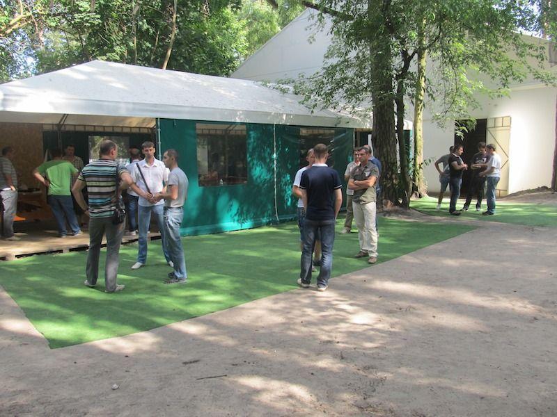 Пейнтбольный семинар в Киеве - Фото 2