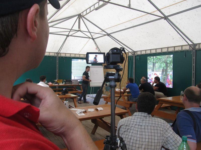 Пейнтбольный семинар в Киеве - Фото 3
