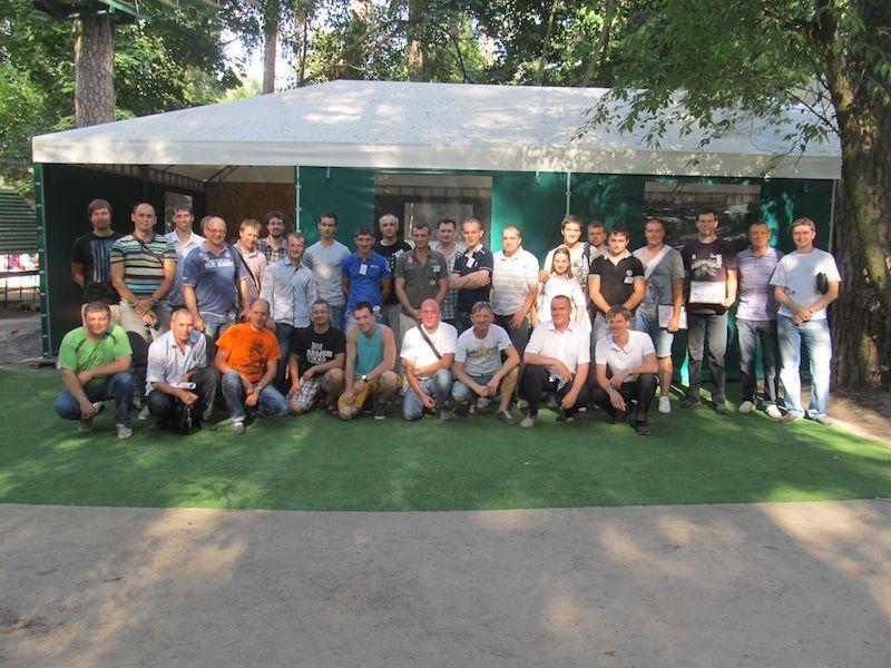Пейнтбольный семинар в Киеве - Фото 4