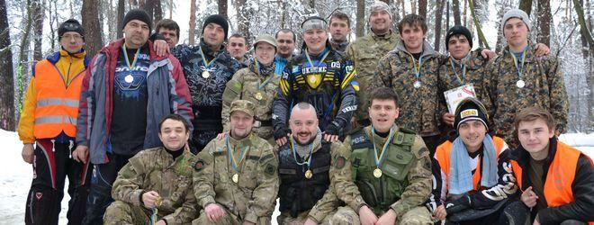 Первый этап серии турниров «Зимняя тройка»