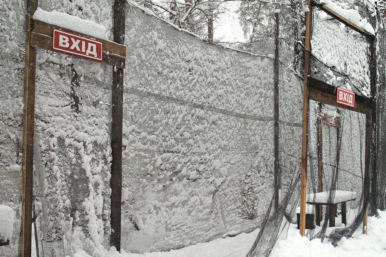 Зимние эскизы - фото 3