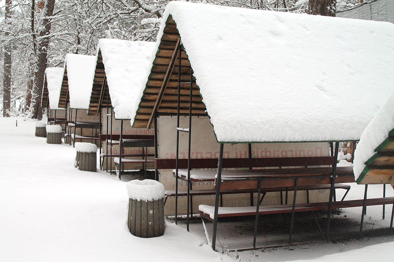 Зимние эскизы - фото 5