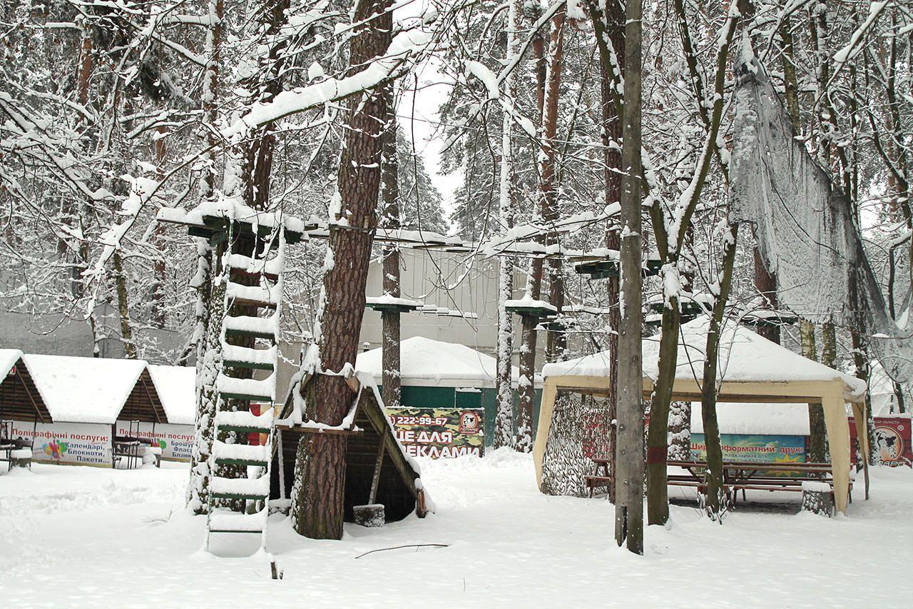 Зимние эскизы - фото 6