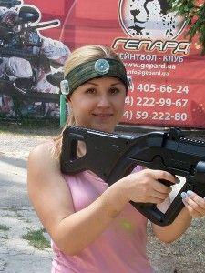 Міс турніру Кубок Гепарда - Ємчук Вікторія